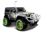Jeep Wrangler Rubicon R/C Offroad 1:16 Scale Car - 12FMX