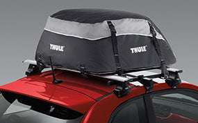 Thule 17 Cubic Feet Soft Sided Roof Top Cargo bag TCINT869