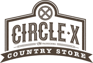 Circle X Country Store Logo - Tombstone