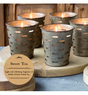 Park Hill Sweet Tea Olive Bucket Candle