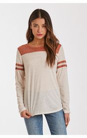 Another Love Shirt - Kasen Long Sleeve - Cream / Spice