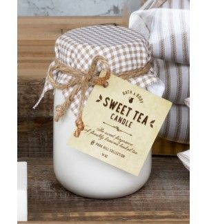Park Hill Sweet Tea Candle in Creamware