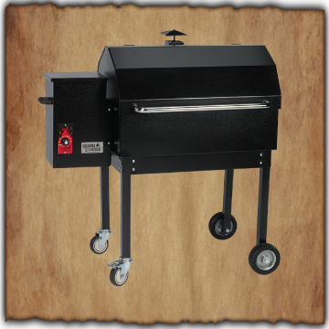 Smokin Brothers - Traditional 30T - Black
