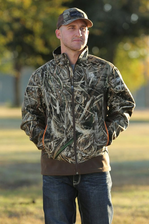 Cinch Men's Heavyweight Fleece - Camouflage
