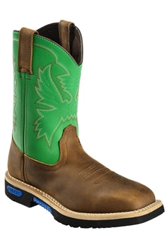 Cinch WRX Men's Master Waterproof Work Boot