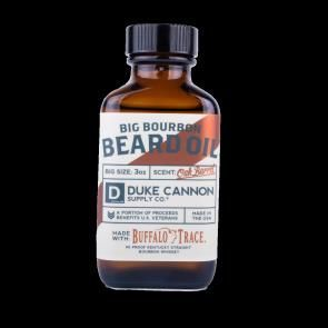 Duke Cannon Beard Oil - Bourbon