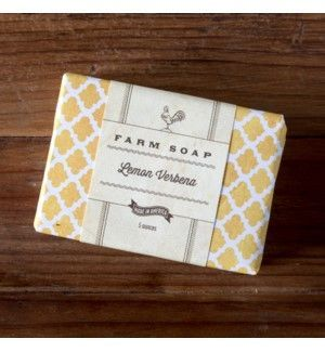 Park Hill - Farm Soap - Lemon Verbena