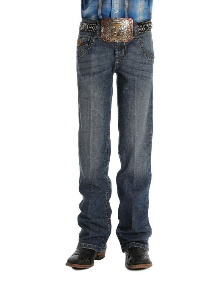 Cinch Boy's ArenaFlex Jeans - Relaxed Fit