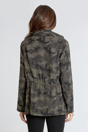 Dear John Jenny Surplus Jacket - Military Camo