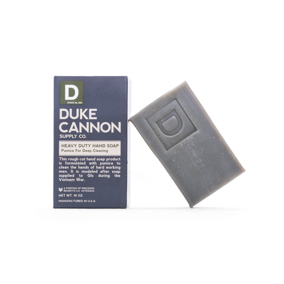 Duke Cannon Heavy Duty Hand Soap - Pumice