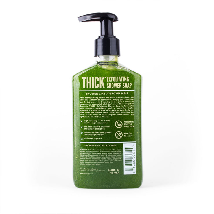 Duke Cannon Exfoliating Shower Soap - Victory