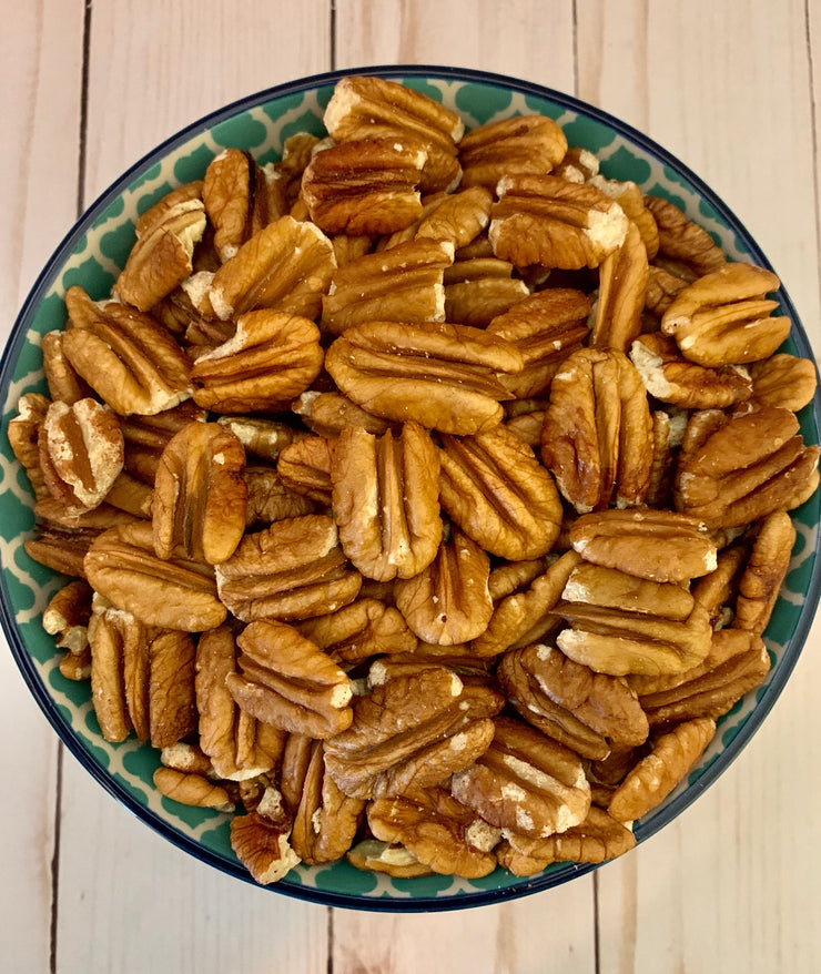 Pecans - Shelled Halves - 1 lb