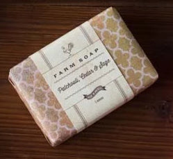 Park Hill - Farm Soap - Patchouli, Cedar & Sage