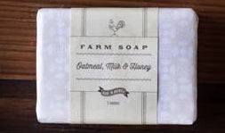 Park Hill - Farm Soap - Oatmeal, Milk & Honey