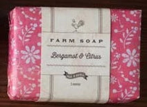 Park Hill - Farm Soap - Bergamot & Citrus