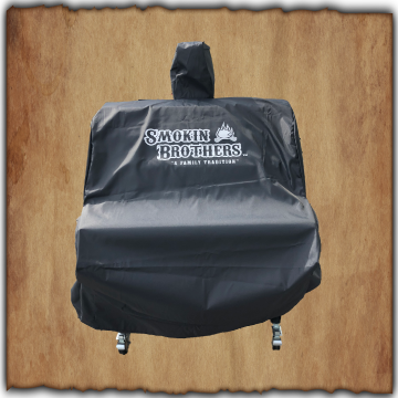 Smokin Brothers - Durable Waterproof Cover - Black