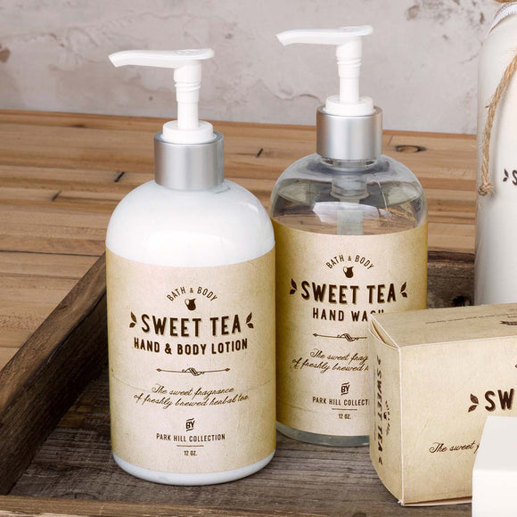 Park Hill Sweet Tea Hand & Body Lotion