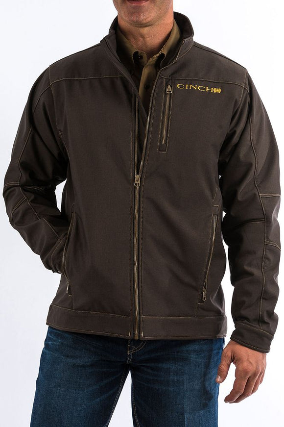 Cinch Men's Storm Defense Jacket - Brown