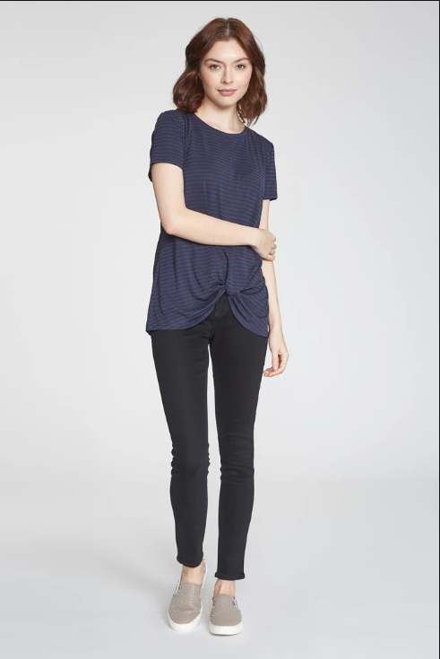 Another Love - Shirt - Julia - Navy
