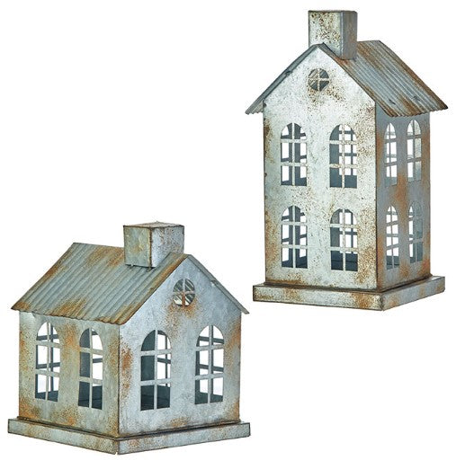 House Candle Holder