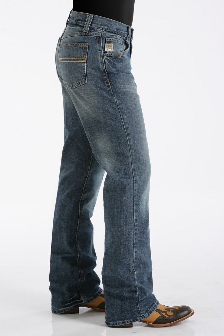 Cinch Men's Jeans - Carter Label - Medium Wash