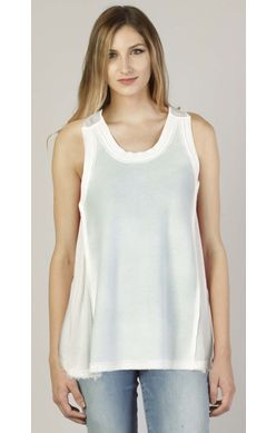 Dear John Thea Tank Top - Ocean Water