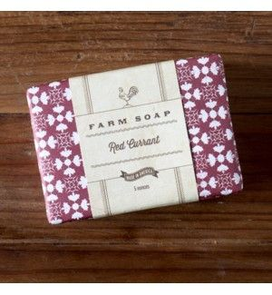 Park Hill - Farm Soap - Red Currant