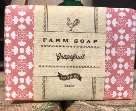 Grapefruit Farm Soap