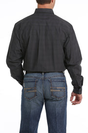 Cinch - Men's Long Sleeve Shirt - Black