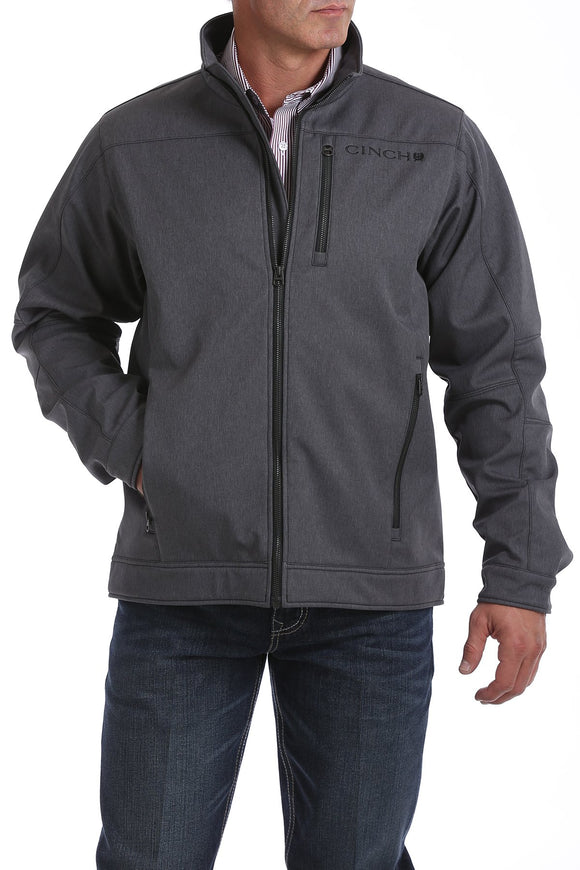 Cinch Men's Textured Bonded Jacket - HGY