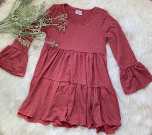 Madison Ruffle Tunic