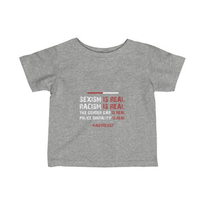 Infant Sexism Is Real Jersey Tee