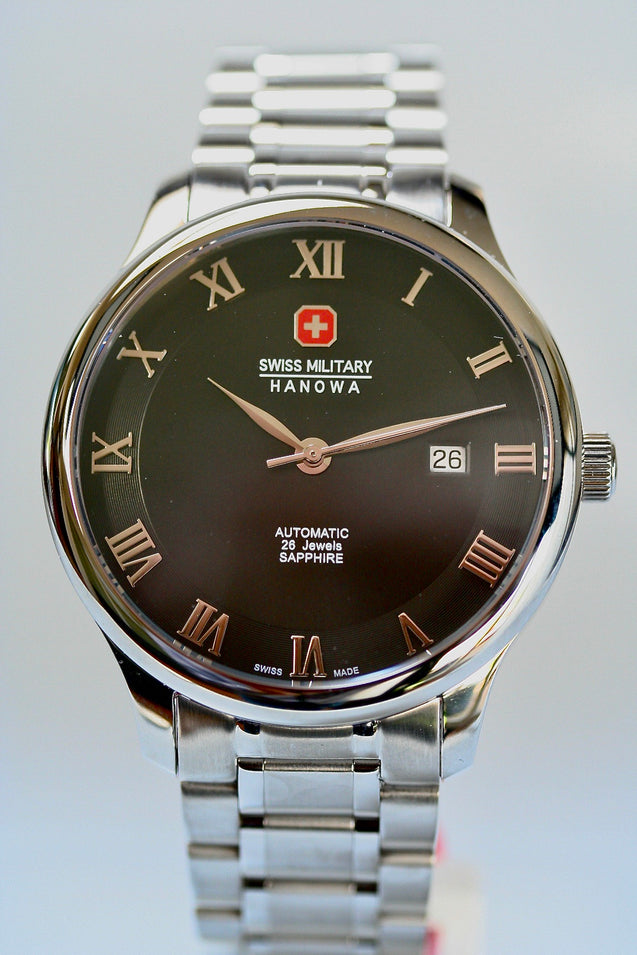 Swiss Military Hanowa Alpha Automatic 05-5299.04.007