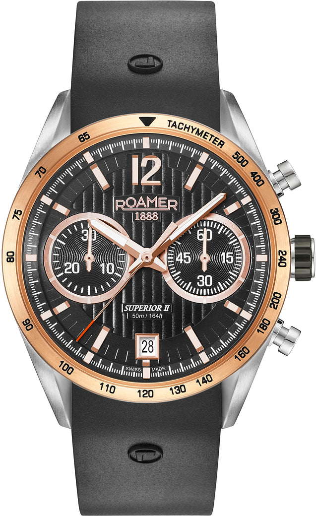 Roamer Superior Chrono II 510902 39 54 05