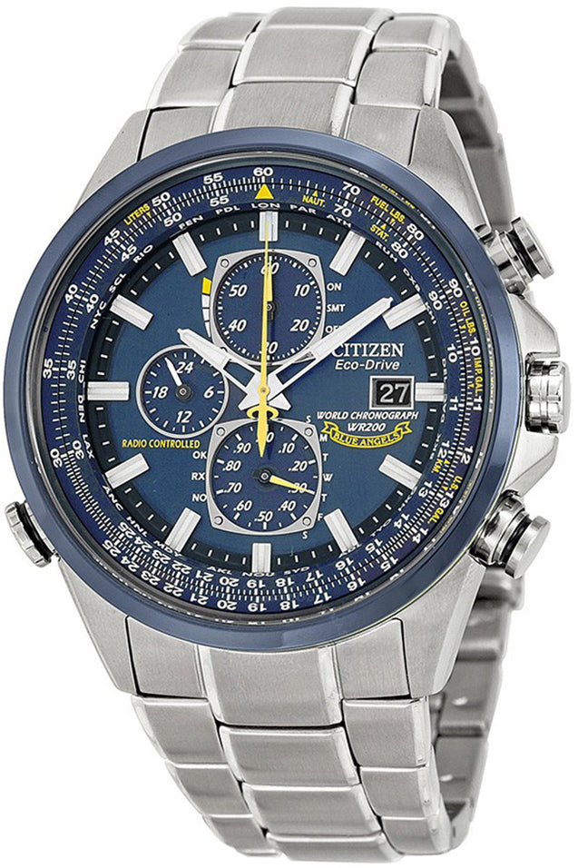 Citizen Blue Angels Eco-Drive Solar AT8020-54L