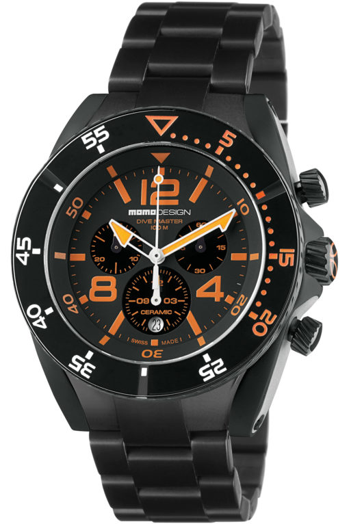 MOMO Design Dive Master MD1281BK-10
