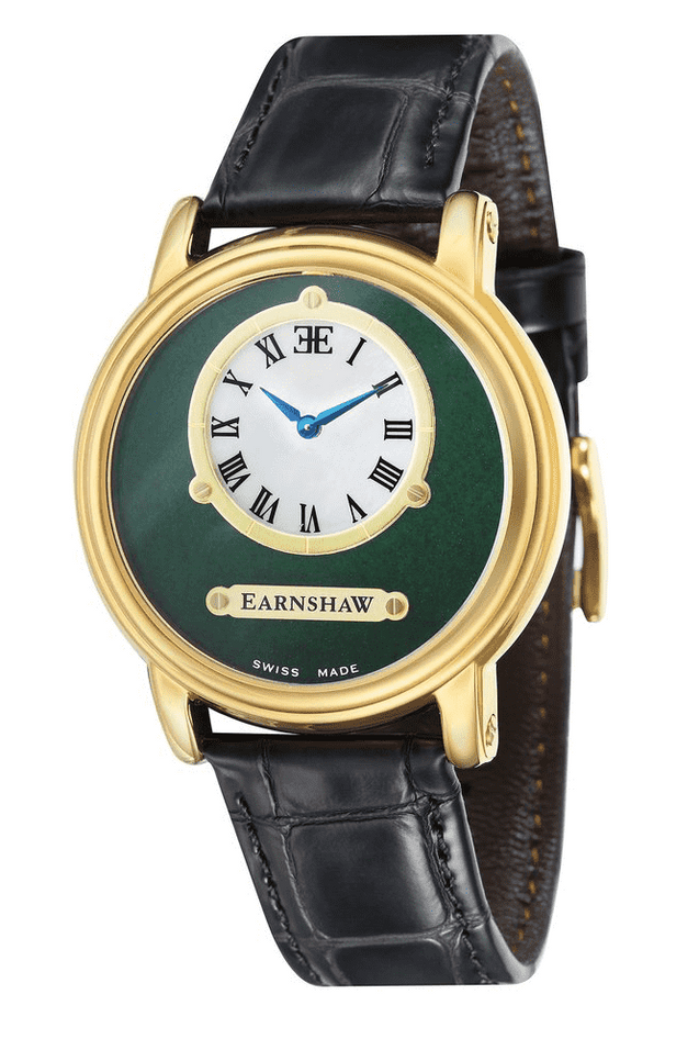 Thomas Earnshaw Lapidary Limited Edition ES-0027-04 002/150