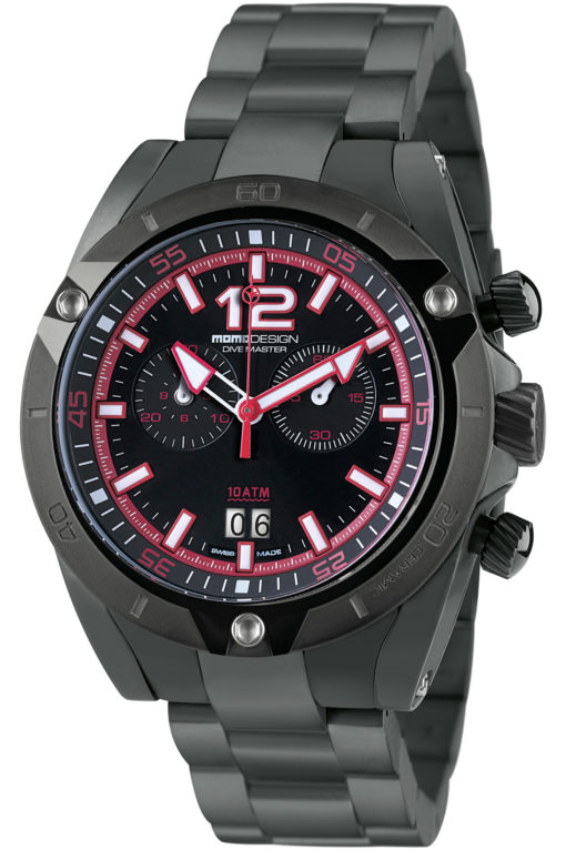 MOMO Design Dive Master MD282BK-40