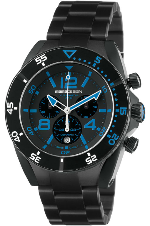 Momo Design Dive Master MD1281BK-20