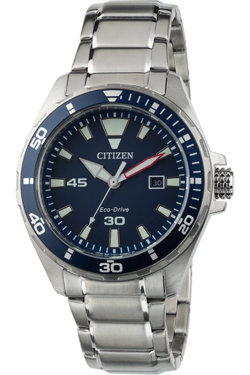 Citizen Eco-Drive Solar BM7450-81L