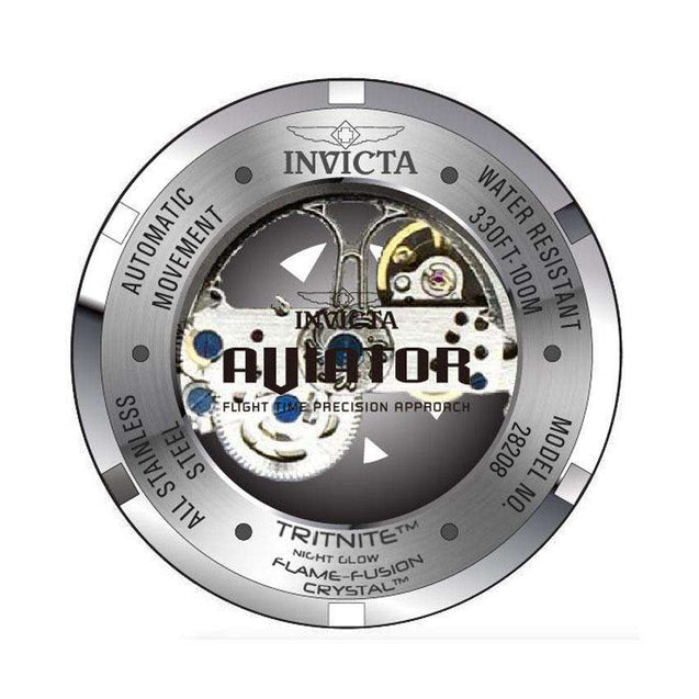 Invicta aviator 28208