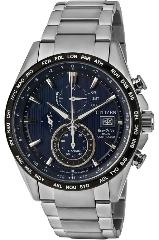 Citizen Chronograaf Eco-Drive Solar AT8154-82L