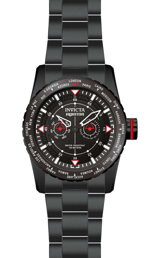 Invicta aviator 22985