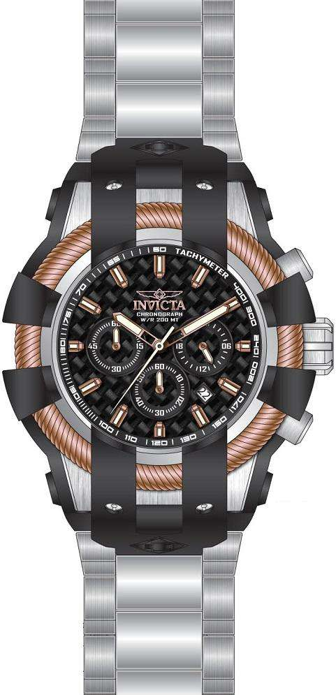 Invicta bolt 26672