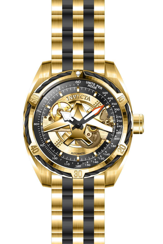 Invicta aviator 28205