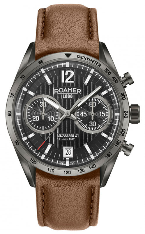 ROAMER SUPERIOR CHRONO II 510818 45 54 08