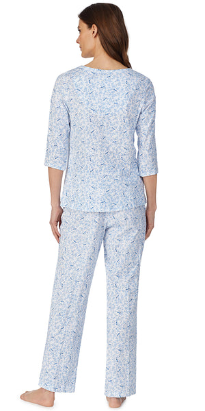 Bluebird Soft Jersey Knits Long Pj
