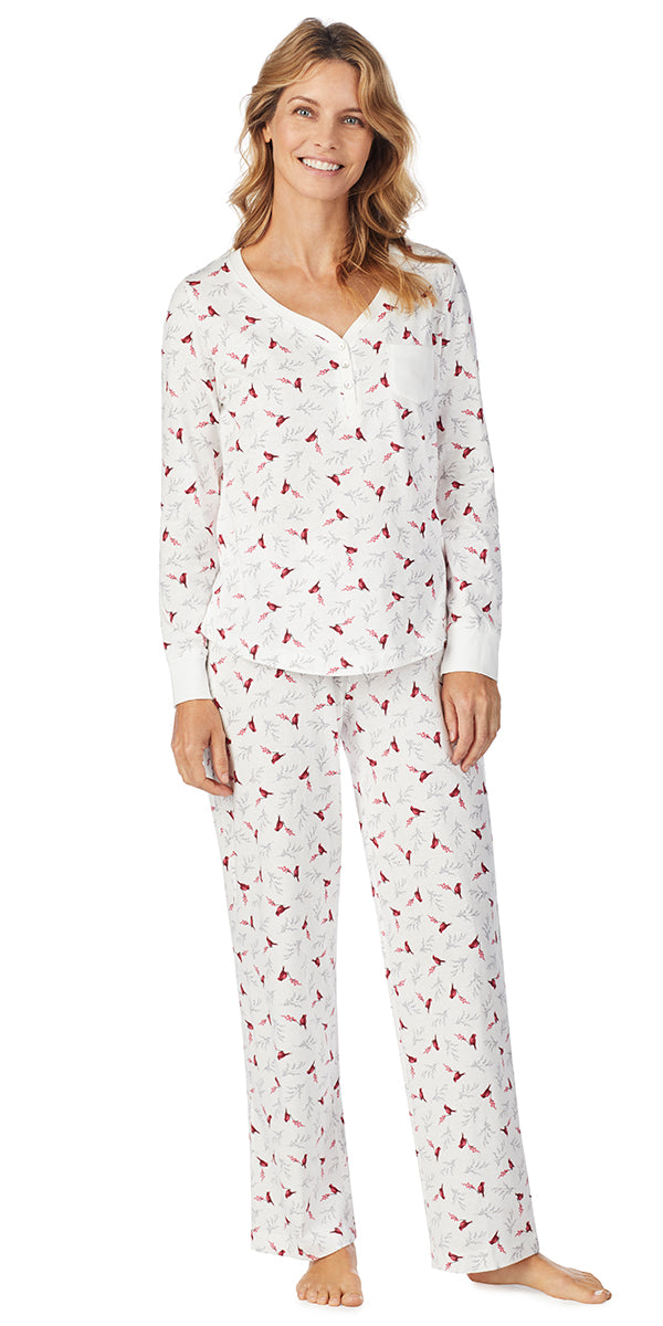 Cardinals Soft Jersey Long PJ