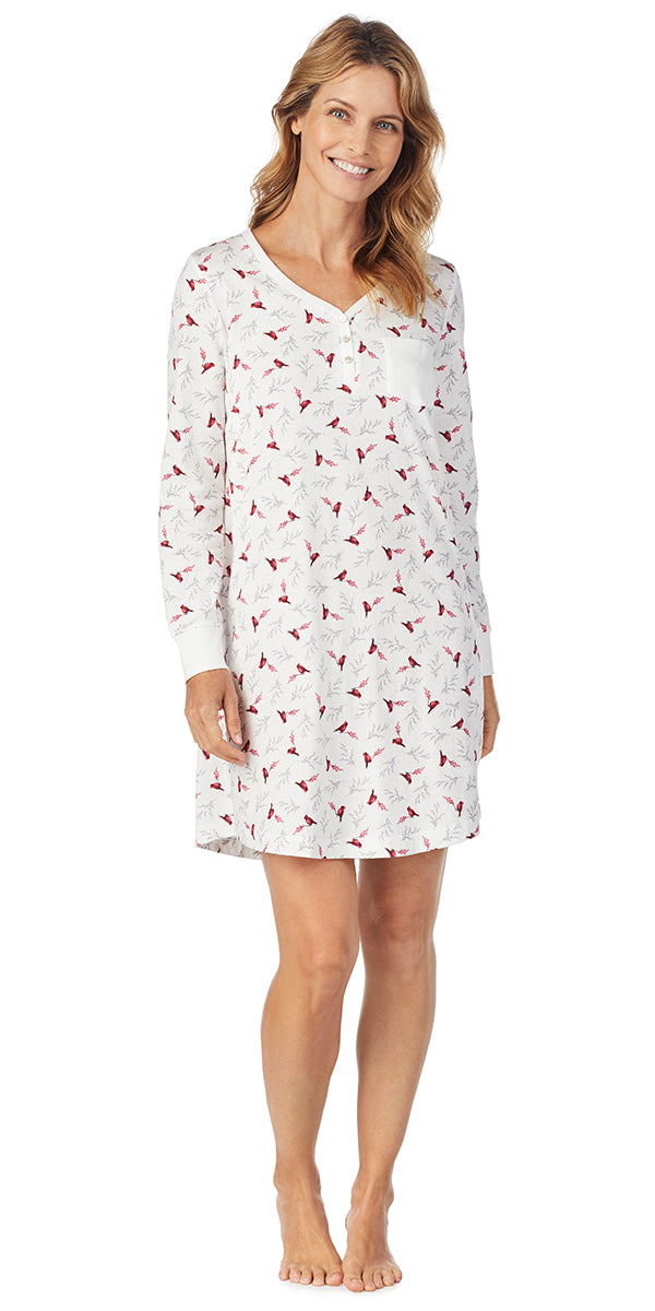 Cardinals Soft Jersey Sleepshirt