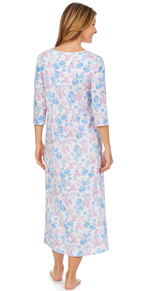 Floral Dream Long Nightgown